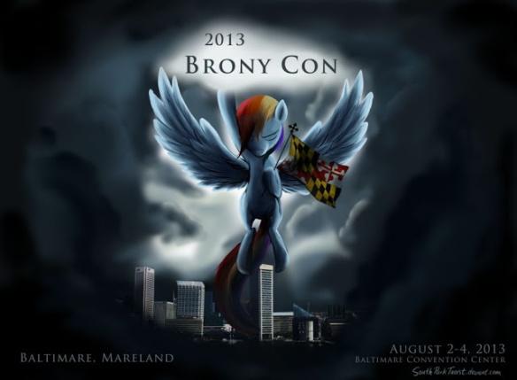 Brony Con 2013