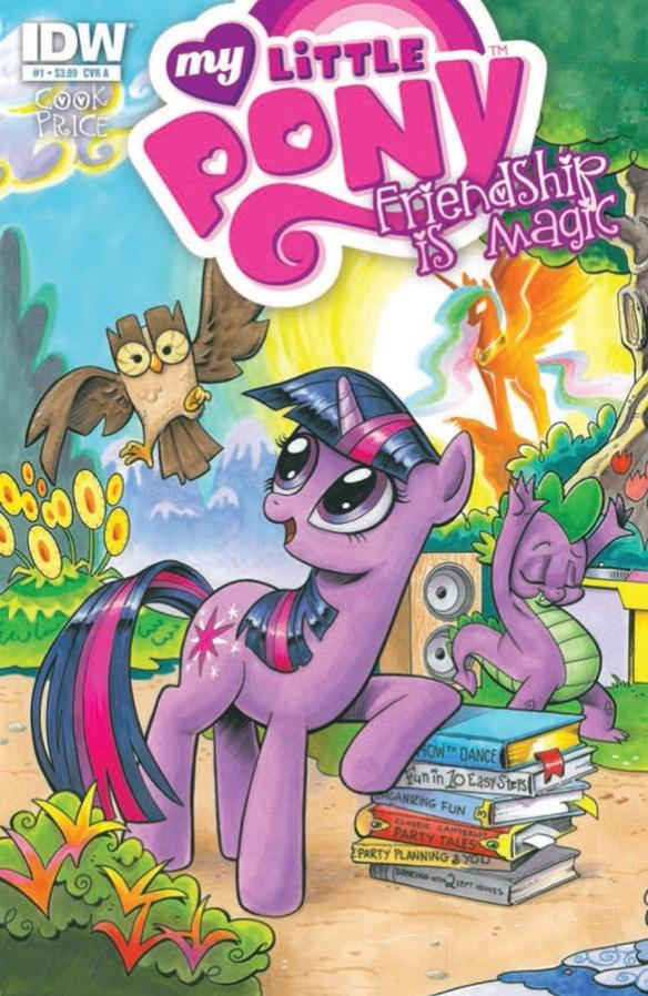 La couverture du premier numéro qui s'est vendu à plus de 100.000 exemplaires.