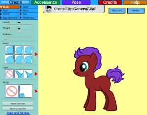 Pony_creator