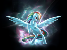 my-little-pony-mlp-art-mane-6-rainbow-dash-565892