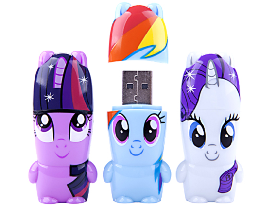Twilight, Rainbow et Rarity