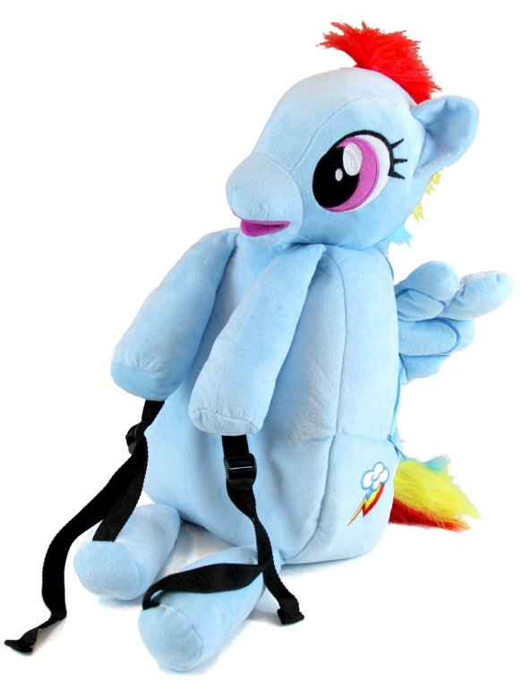 Sac à dos Rainbow Dash, disponible au USA le 26 avril