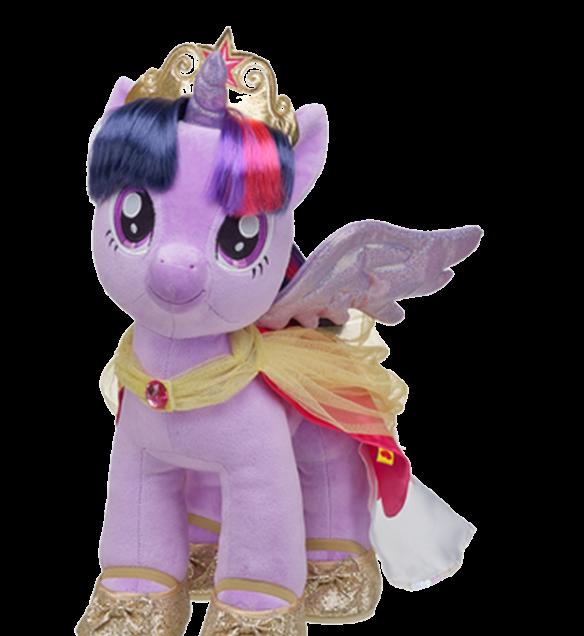 Twilight avec sa tenue de cérémonie. Notez qu'elle est une alicorn ici. 53,50€