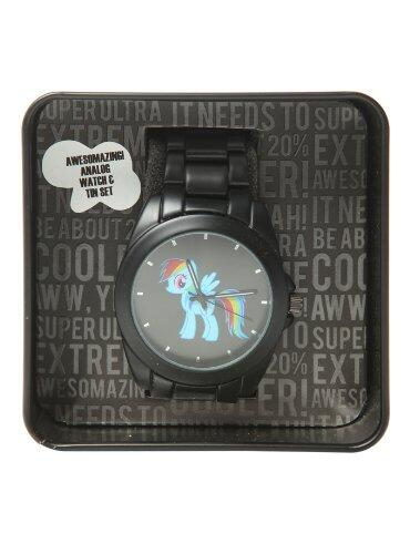 My Little Pony Rainbow Dash Analog Watch in Collectible