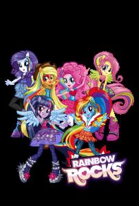 Les filles d'Equestria dans toute leur laid... splendeur !