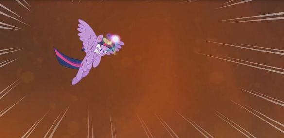 Il ne faut pas énerver Twilight, non il ne faut pas !