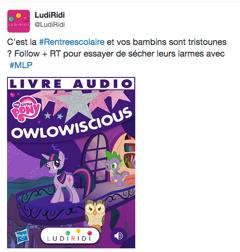 Avec LudiRidi My Little Pony c'est magique !