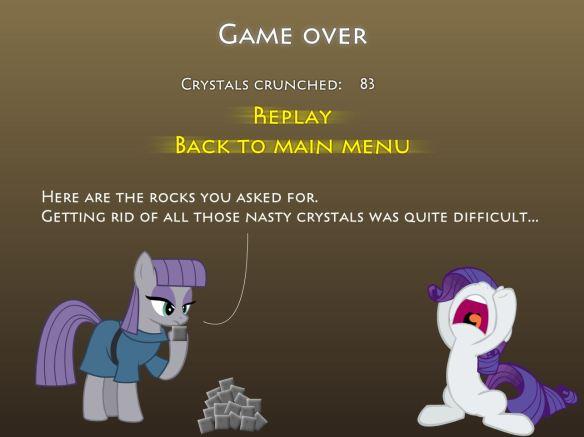 Crystal Crunch Story.
