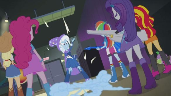 Equestria Girls Rainbow Rocks