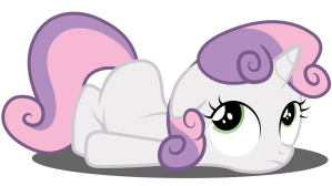 sweetie_belle___meh_by_techrainbow-d5kf9qp
