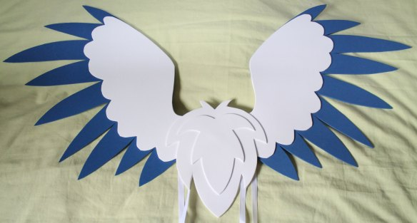 Princess Angel Wings