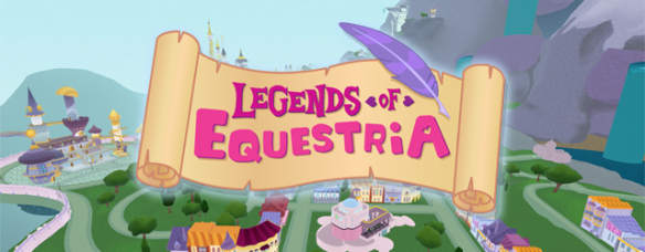 legends of equestria banner