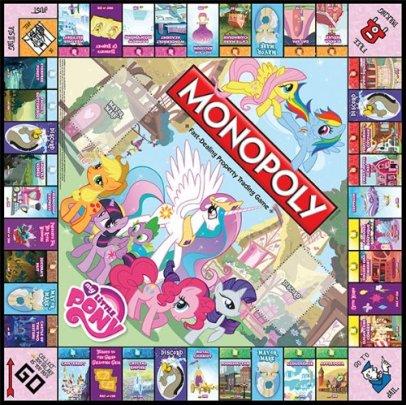 Monopony plateau