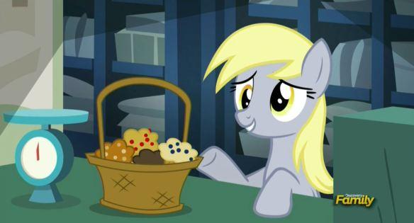 Un petit muffin ?