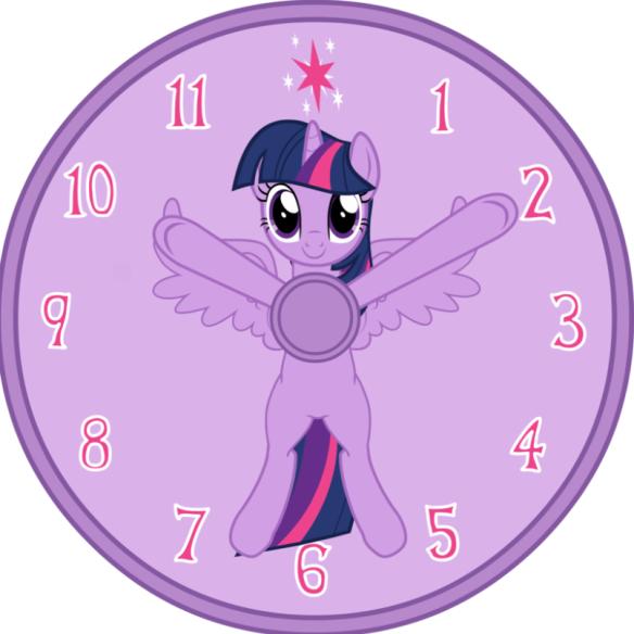 Pendule Twilicious !