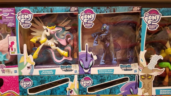 Guardians of Harmony Celestia Luna Discord Toys R' US Release MLP Phillipines