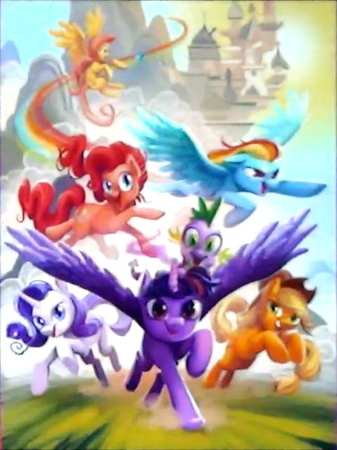 My Little Pony Movie Concept Image (2)