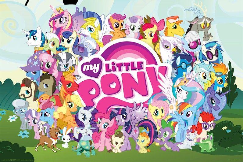 My Little Pony the movie la chanteuse