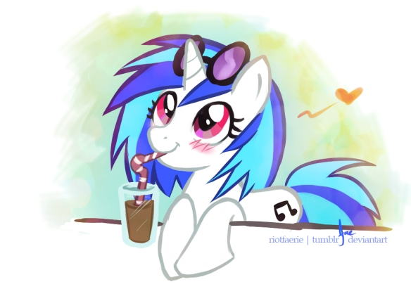 vinyl_scratch___chocolate_milk_by_riotfaerie-d5v0nkq