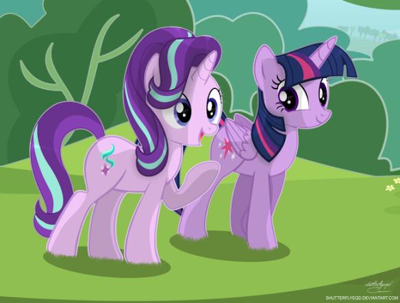 La saison 7 de my little pony est confirm e mlprainbow - Pony dessin anime ...