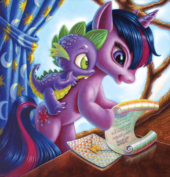 My Little Pony - : Sous l'océan scintillant