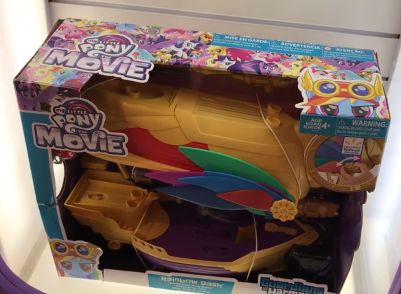 Guardians of Harmony Rainbow Dash Zeppelin Set