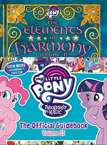 My Little Pony The Elements of Harmony Volume II Cover